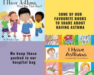 Asthma Books