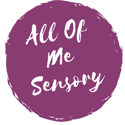 All Of Me Sensory circle logo