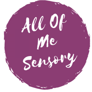 All Of Me Sensory Logo