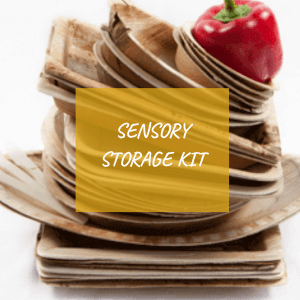 Natural Sensory Storage Kit